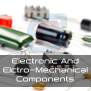 Electronic And Elctro-Mechanical Components