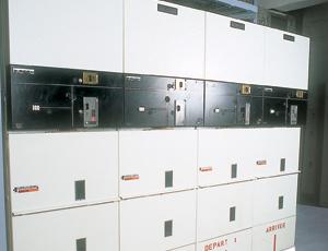 Transformer substation 1