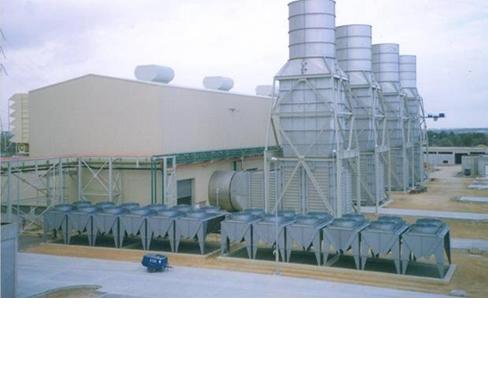 Centrales Electriques-