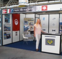 Octobre 2014 – Exposition at the fair SAIE – Bologna (Italy)